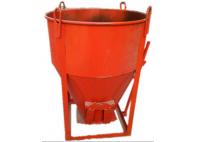 临沂建筑机械厂家的0.8圆吊砖吊灰斗 砂浆塔机