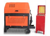临沂建筑机械厂家的地拖液压调直机4KW5.5KW7.