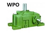 临沂建筑机械厂家的WPO杭州蜗轮减速机